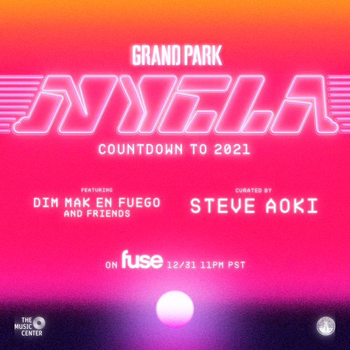 Grand Park's NYELA Countdown to 2021
