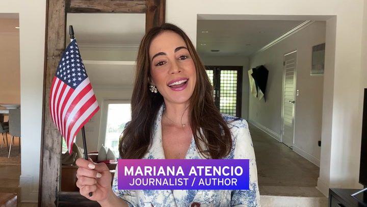 Mariana Atencio Voto Latino